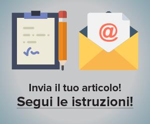 Istruzioni per l'invio degli articoli